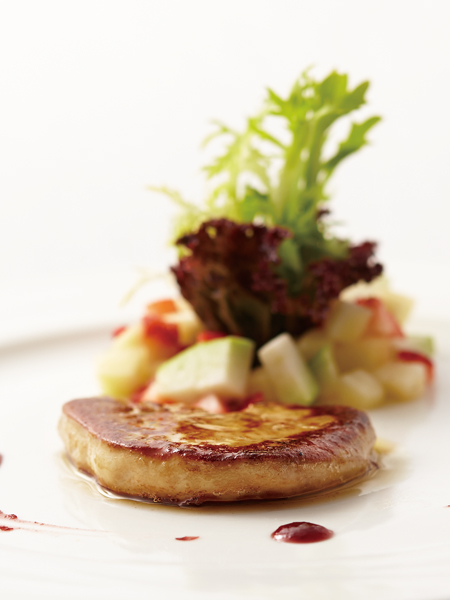 French-style Foie Gras